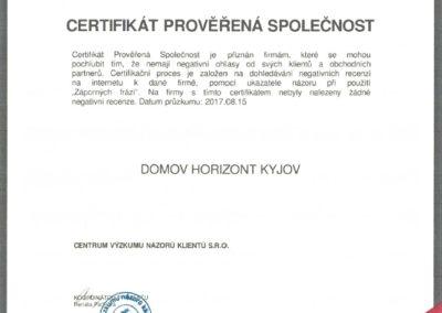 certifikat 2017